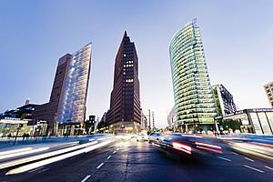 Trendige Städte-Touren - Berlin