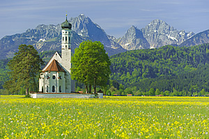 CSI - Besichtigen Sie besondere regionale Sehenswürdigkeiten: Kaisersaal in Schwarzburg, Thüringen